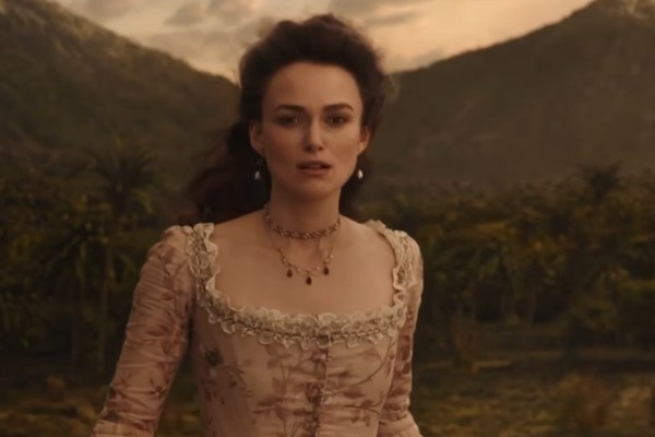 Keira Knightley Makes a Surprise Return in the New International Trailer for 'Pirates of the Caribbean: Dead Men Tell No Tales'