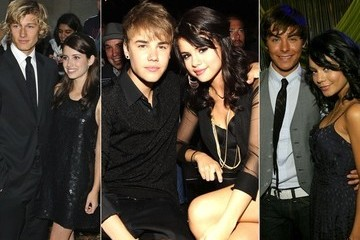 Hot Teen Star Couples Past and Present