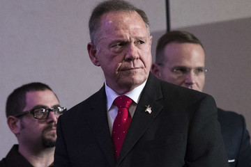 Roy Moore Is Suing Sacha Baron Cohen Over His 'Who Is America?' Appearance (Even Though He Signed A Release)