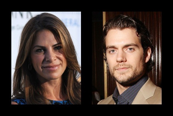 Jillian Michaels was rumored to be with Henry Cavill