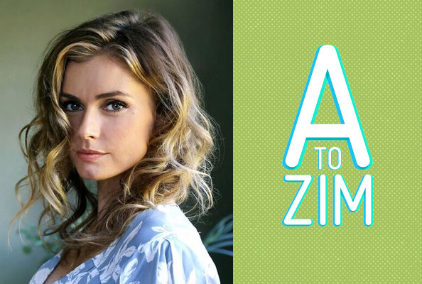 A to Zim: 'Devious Maids' Star Brianna Brown Answers Our 26 Burning Questions