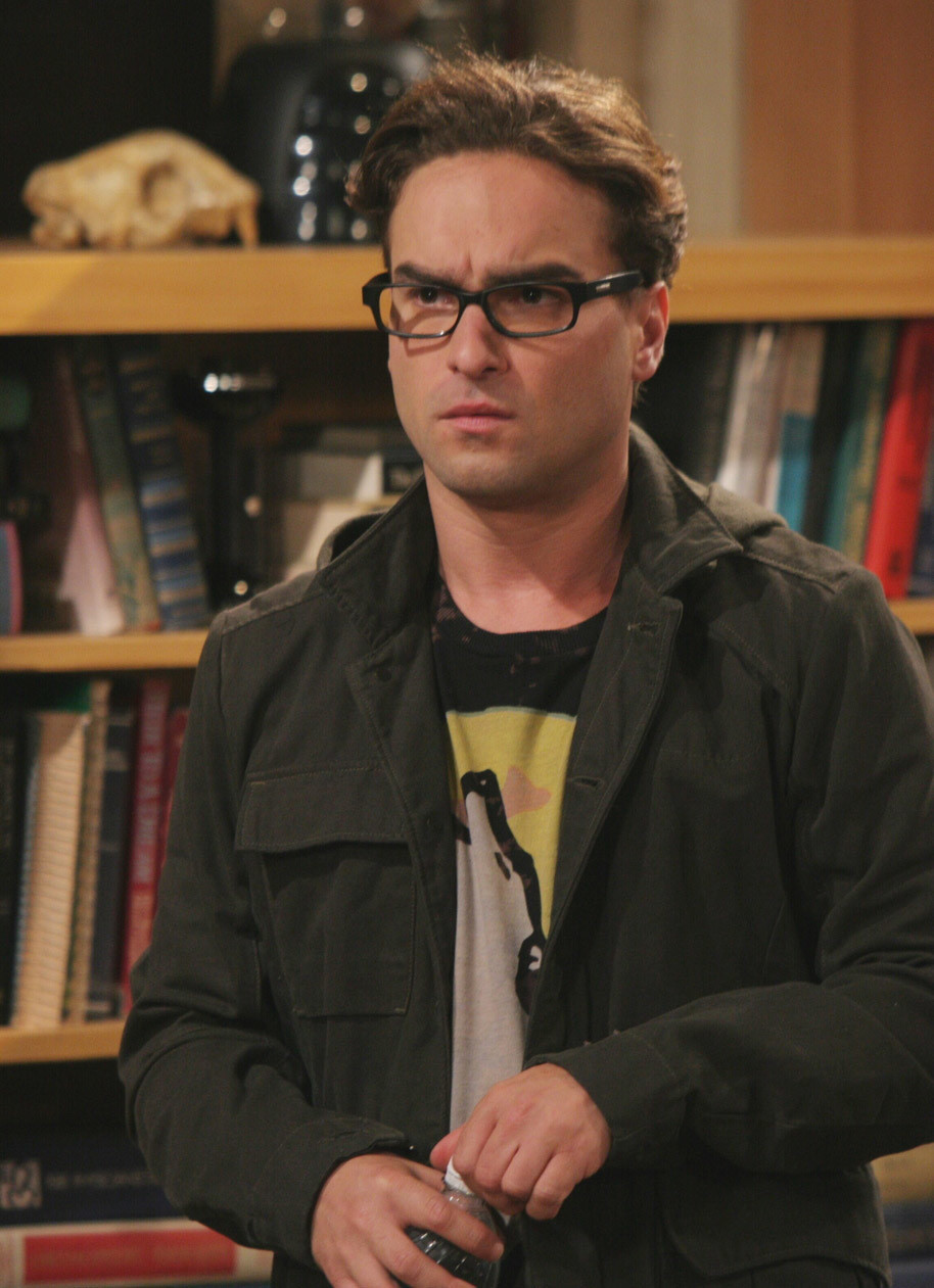 Big Bang Theory\' Star Johnny Galecki Shares Message of Hope After ...