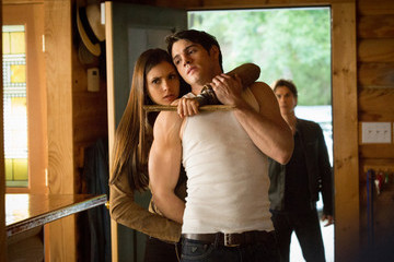 'Vampire Diaries' New Photos - Holiday Heartaches