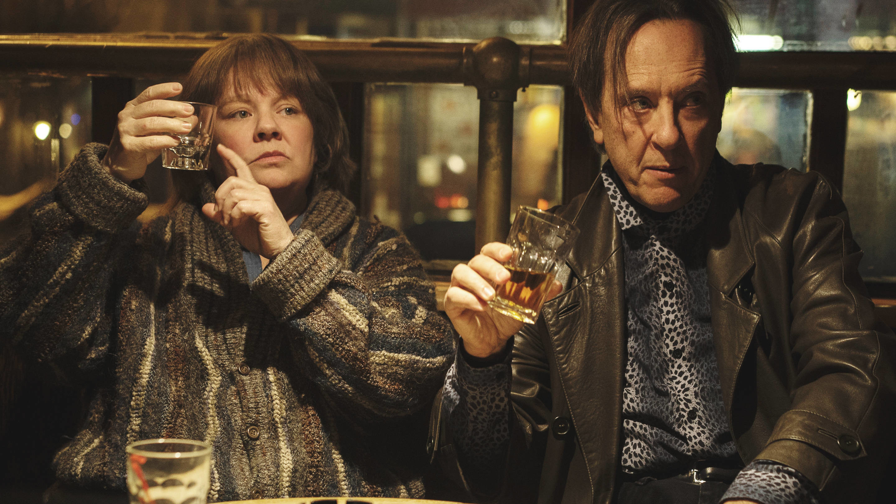 Melissa McCarthy Forges Her Way Into The Oscar Race In 'Can You Ever Forgive Me?'
