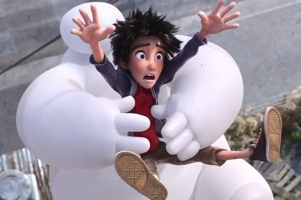 Here's the New Trailer for 'Big Hero 6' Along with All New Character Art!