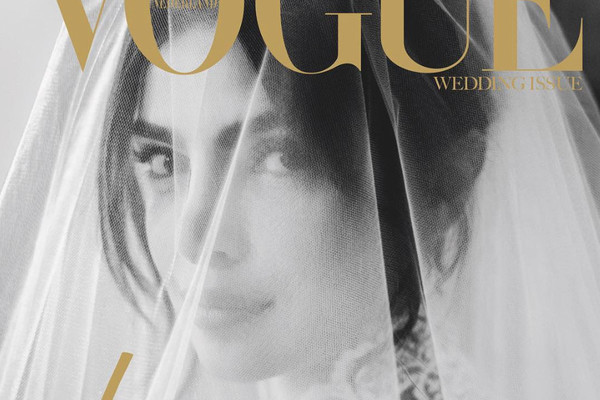 Priyanka Chopra Rewore Her Wedding Dress For A Major 'Vogue' Cover