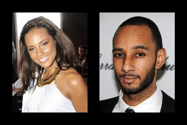 Alicia Keys is married to Swizz Beatz