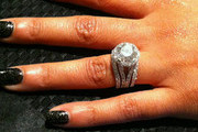 curse of the engagement ring 5 tales of big bling