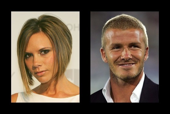 Victoria Beckham is married to David Beckham