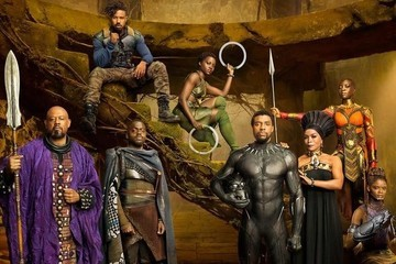 Who Slays Hardest in the Gorgeous New Cast Photo for 'Black Panther'?