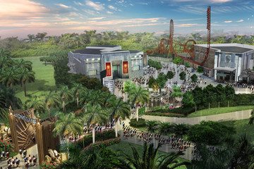 A 'Hunger Games' Theme Park Is Slated to Open in Atlanta by 2019
