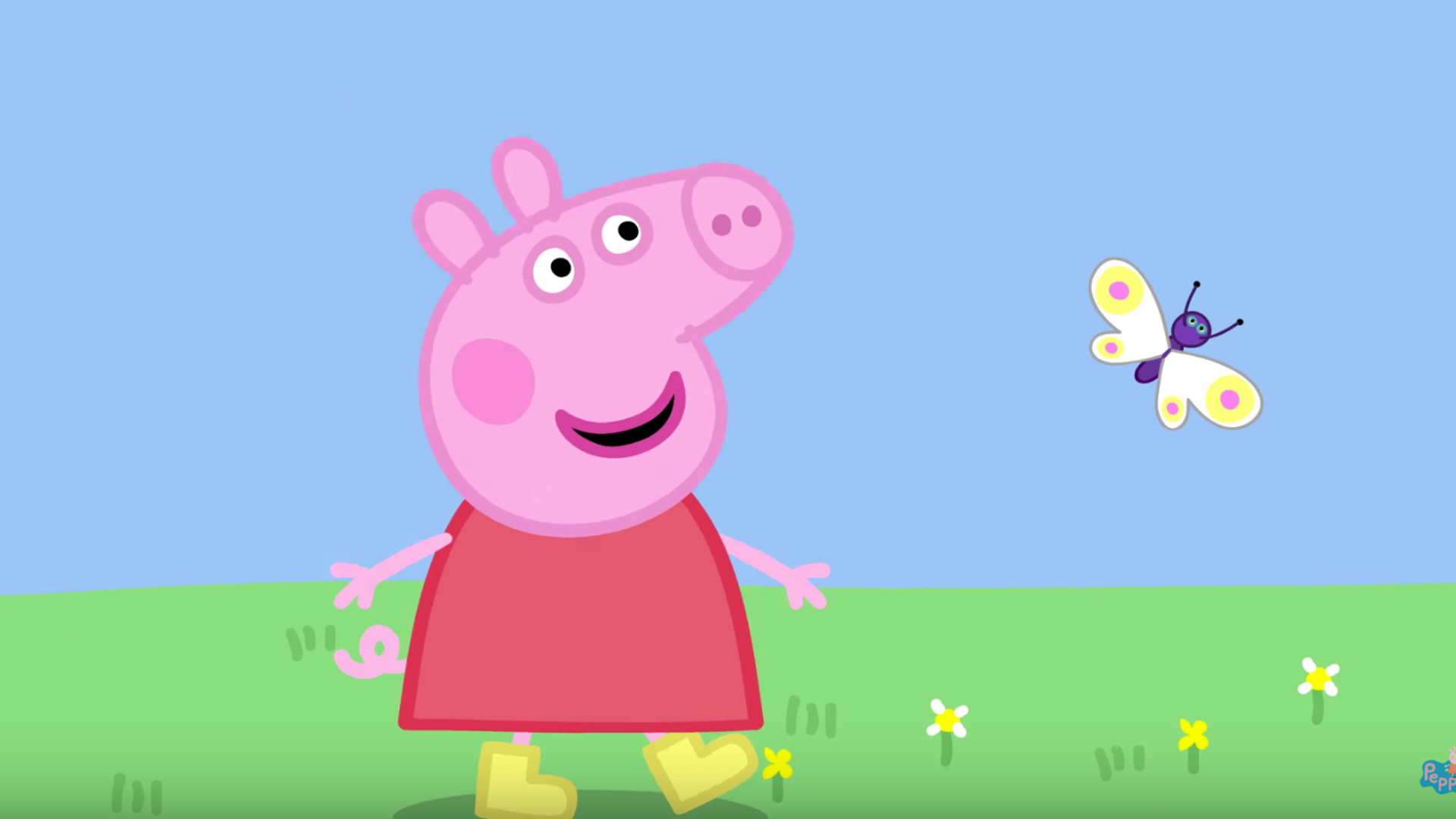Peppa Pig Isn T The Reason Kids Are Developing British Accents Tv