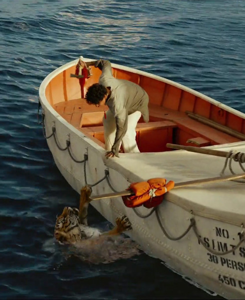 Life Of Pi 2012 The Greatest Survival Movies Ever Made Zimbio