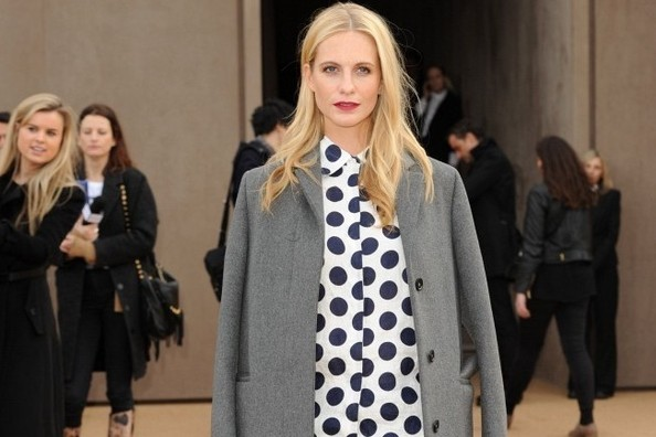 Poppy Delevingne's Bright Green Surprise