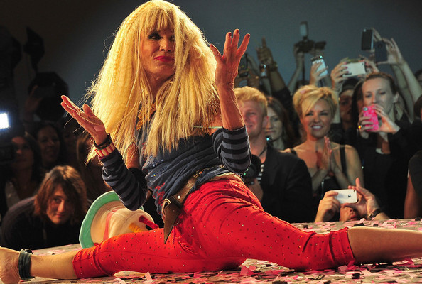 Betsey Johnson Was Just Kidding About Canceling Her Fashion Show
