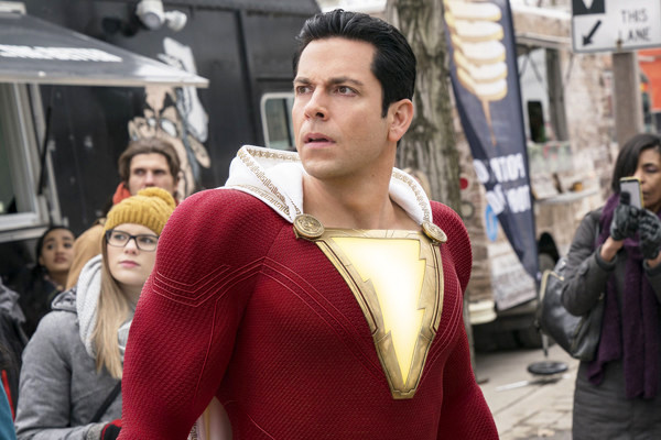 Goofy 'Shazam!' Desperately Wants Your Approval
