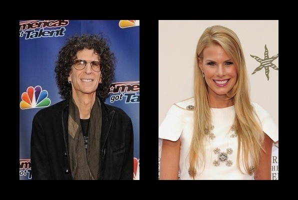 Howard Stern is married to Beth Ostrosky Stern