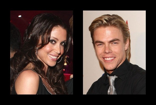 Did derek hough dating shannon elizabeth