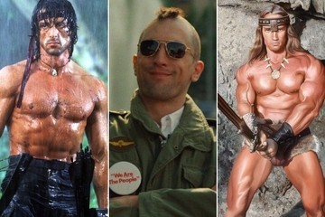 The Glorious and Unexpected Dance Moves of Hollywood's Tough Guys