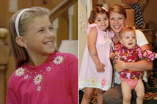 Image result for Jodie Sweetin child