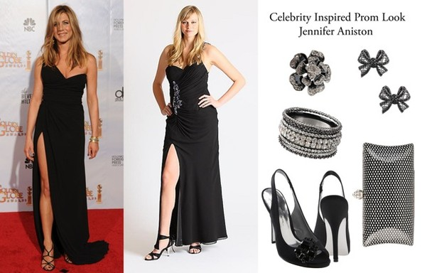Celebrity Prom Inspiration 2010: Jennifer Aniston in Valentino ...