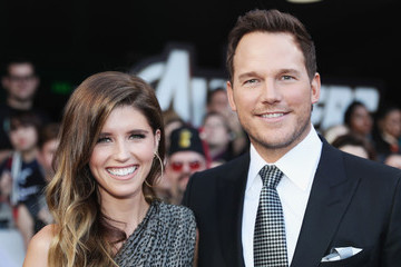 Chris Pratt And Katherine Schwarzenegger Are (Already) Married!