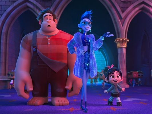 All The Disney Princesses Will Appear Together In Wreck It Ralph