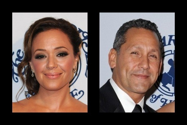 Who is dating leah remini