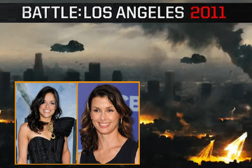 Battle Los Angeles Cast Members