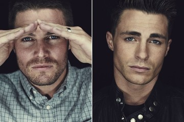 Battle of the Hunks: Stephen Amell vs. Colton Haynes