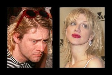 Kurt Cobain Dating History