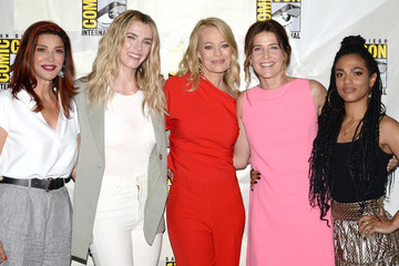Here's What You Missed At EW's Women Who Kick Ass Panel 2019