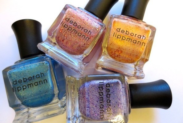 Make a Splash with Deborah Lippmann's New Mermaid Nail Lacquers