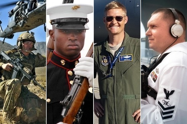 Which Branch of the Military is Right For You, if Any? - Quiz - Zimbio