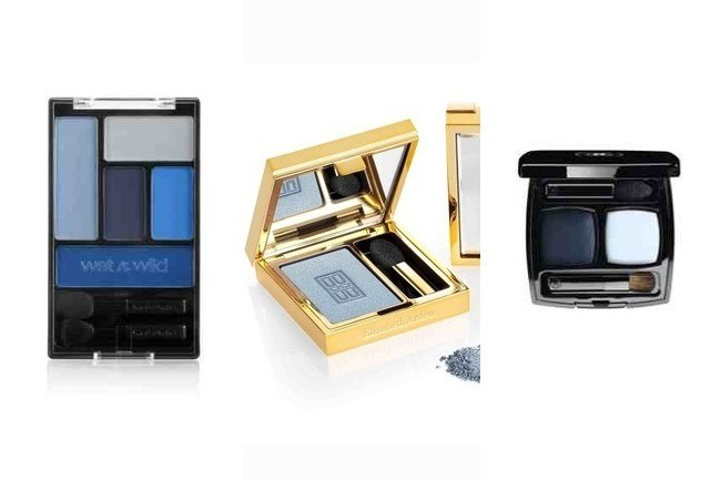 Spring Beauty Trend: Blue Eyeshadow