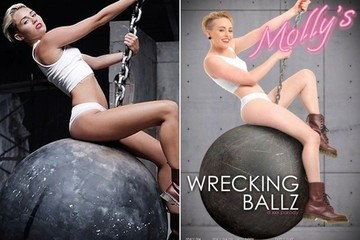 Miley Cyrus and Other Pop Stars Who've Been Parodied in Porn