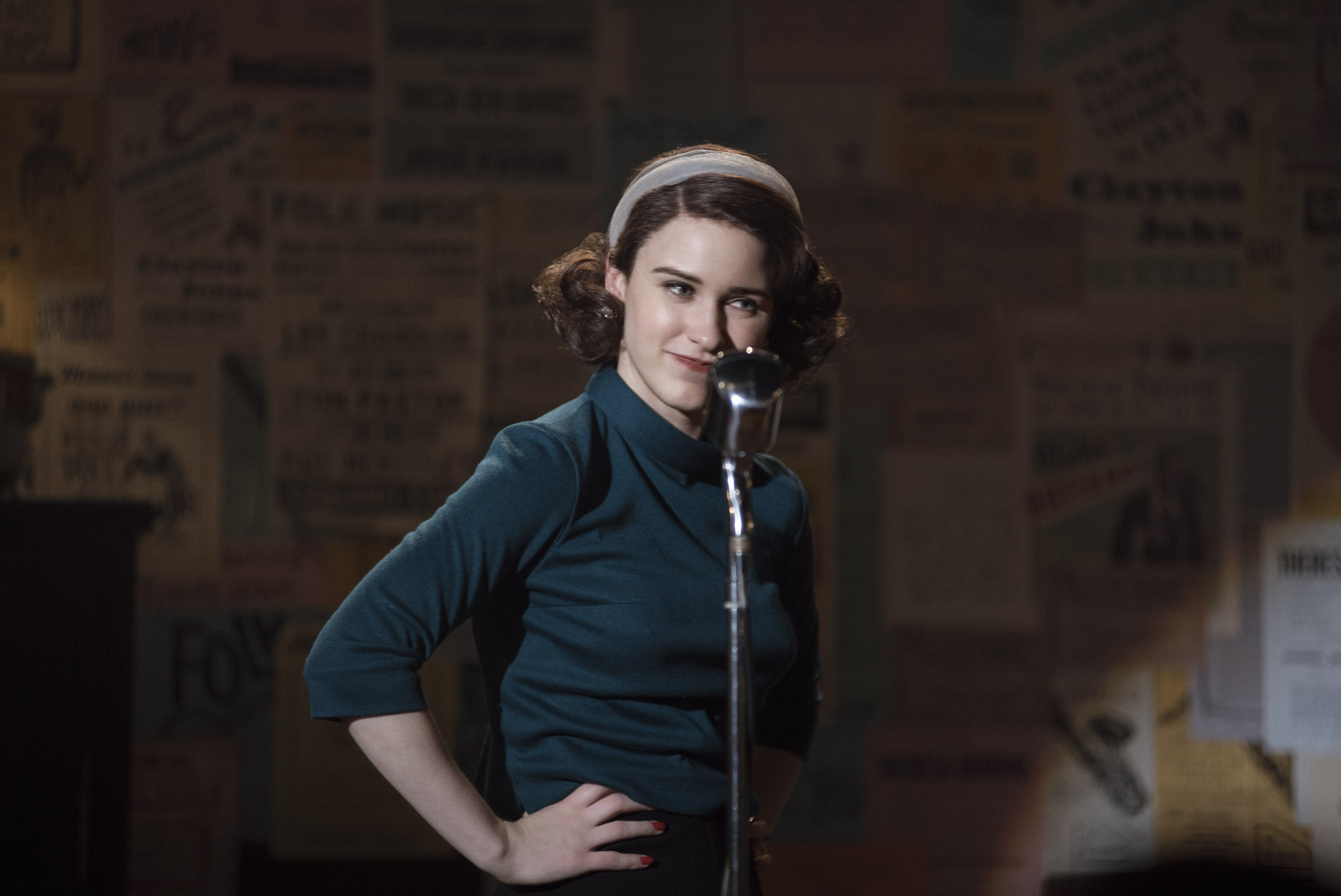 Iconic Moments From 'The Marvelous Mrs. Maisel' Season One