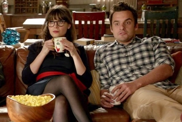 When do jess and nick start dating in new girl