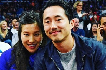 'The Walking Dead' Star Steven Yeun and Girlfriend Joana Pak Are Married