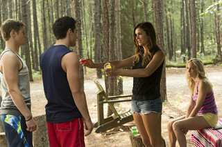 'The Vampire Diaries' Recap: Pork Rinds and Parties in 'Welcome to Paradise'