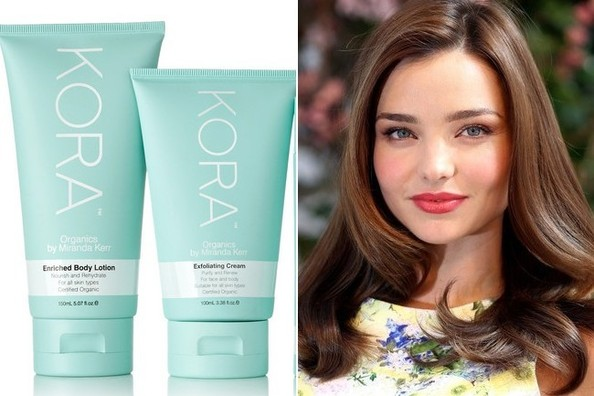 Miranda Kerr's Skincare Line is Now Up For Grabs on Net-a-Porter