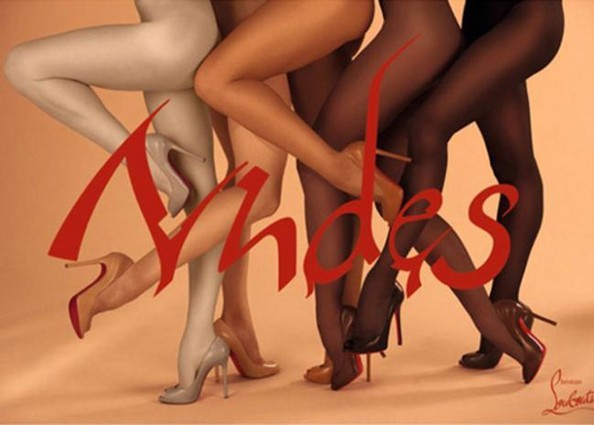 Christian Louboutin Has Launched The Nudes Collection