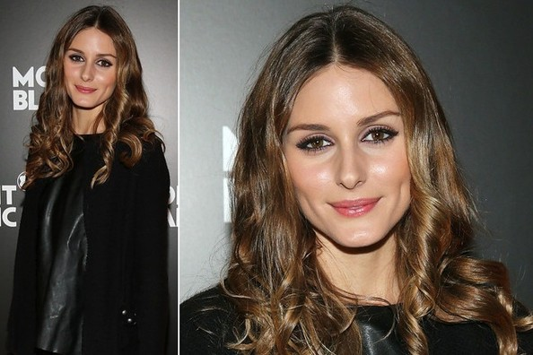 Doesn't Olivia Palermo Have the Most Perfect Head of Hair Ever?!