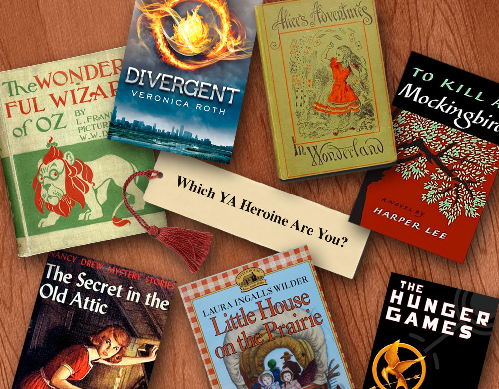 Which Young Adult Heroine Are You? - Quiz - Zimbio