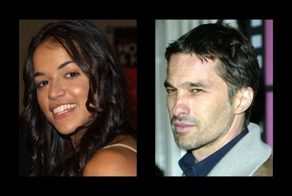 Michelle Rodriguez had a fling with Olivier Martinez
