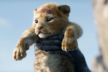 The First 'Lion King' Remake Trailer Is Finally Here