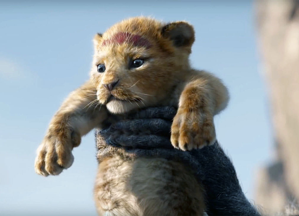 The First 'Lion King' Trailer Is Finally Here