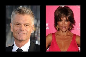 Harry Hamlin Dating History
