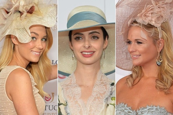 Who Had The Showiest Kentucky Derby Hat? Vote!