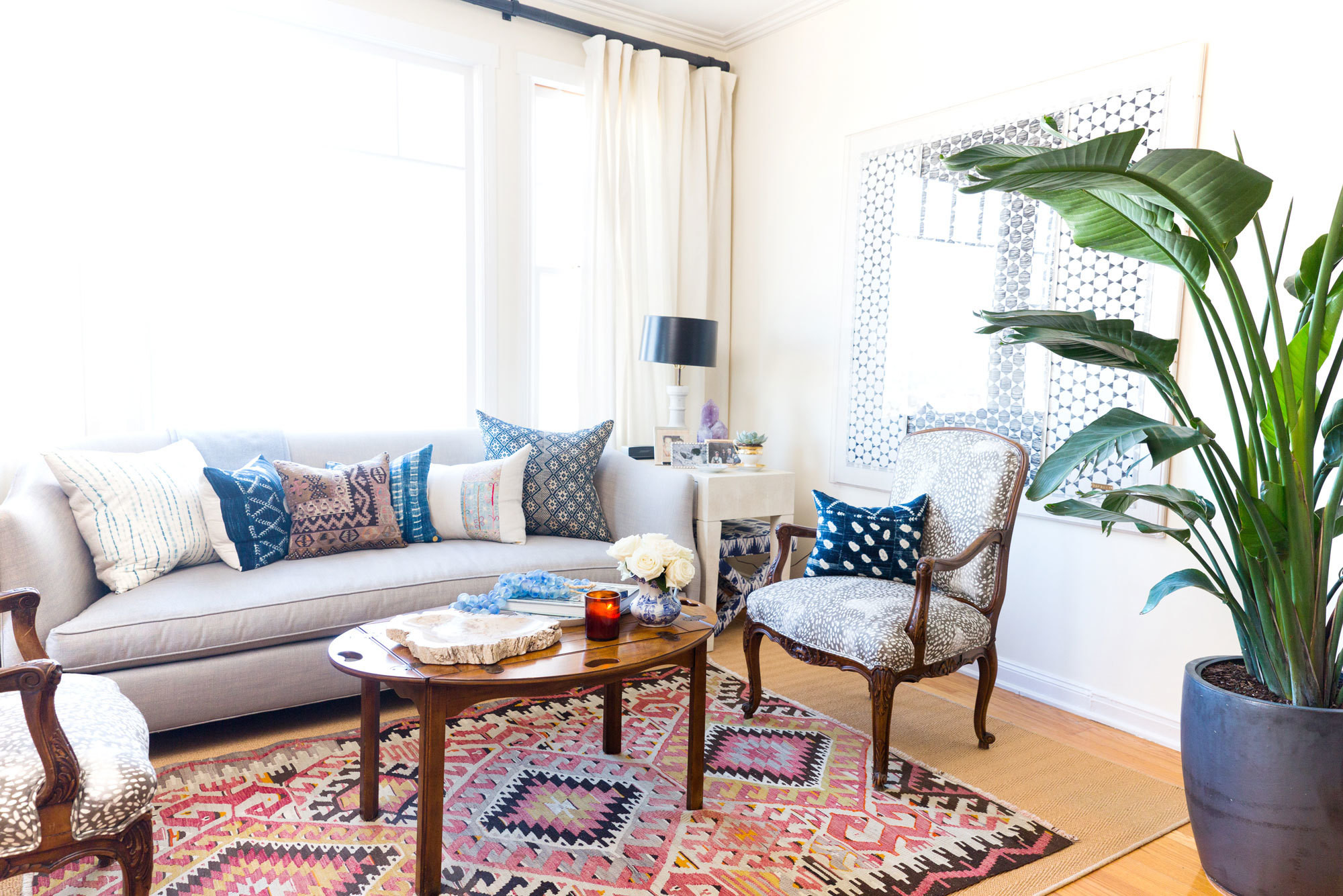 Small Space Living Hacks That Will Make Your Life So Much Easier Spaces Lonny